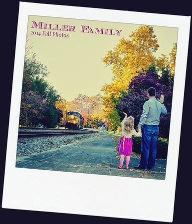 Miller Family - 2014 Fall Photos
