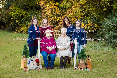 The Minford, Taylor, & Holland Families : Raleigh, NC