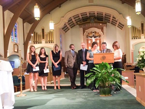 13-10-19 Aunti Mary's Service