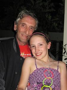 WRM-09: William Robert Moody (Bob) and grandaughter Katie May Moody
