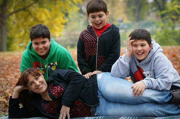 The Nasca Family
