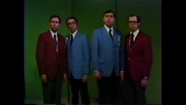 The Newmen Quartet