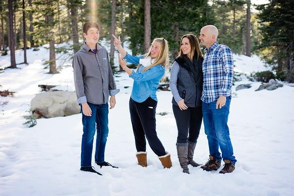 The Novaes Family - 2018