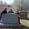 Theophilus Cemetery<br /> 1971