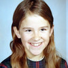 Christine's 2nd grade school picture, 1972-73<br /> District 40