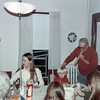 Thanksgiving at Walt and Nellie's in Galva, Illinois<br /> 1973