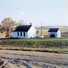 District 40, Christine's one-room school house<br /> just across the road from the Parsonage