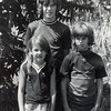 Soren, Christine & Eric<br /> Boulder, Colorado<br /> 1972