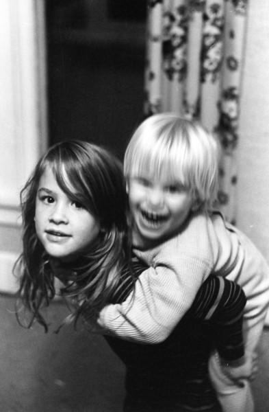 Christine and Seth<br /> 1973