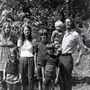 infamous family picture #1<br /> Julie, Bonnie, Soren, Seth & Sayre in back<br /> Christine and Eric in front<br /> Boulder, Colorado during visit to Susan<br /> 1972