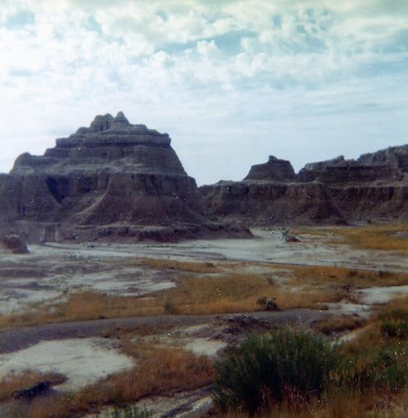 Badlands<br /> 1974 trip