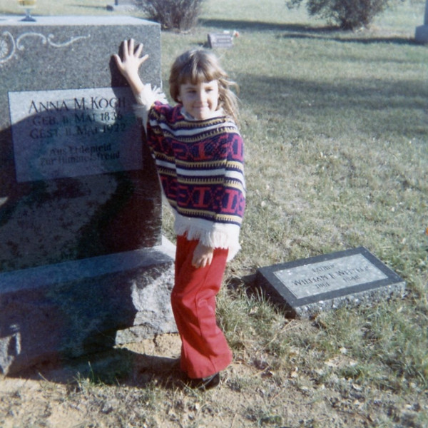 Christine<br /> Theophilus Cemetery<br /> 1972