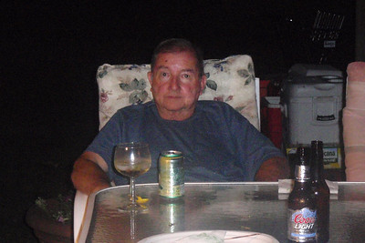 DPB - 256: William Prescott Patterson Snr.  in summer 2008