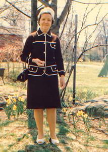 DPB-44: Anne Patterson (nee McKeown) in 1950s