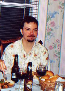 DPB-03: Glenn Patterson, Thanksgiving 2003 at Billy Patterson's Jnr house