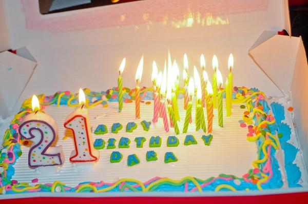 Daras 21 Birthday