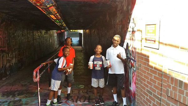 The Perkins Boys - July 2016
