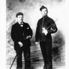 L/Cpl. George Pickford in uniform.<br /> Great Grandfather of Derek.