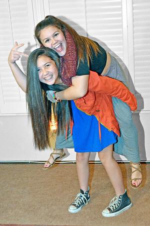 Goofy Sisters