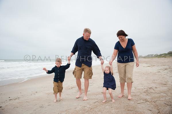 The Pingley family on Amelia