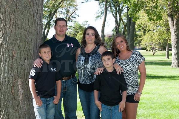 The Pletcher Family