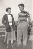 1933 Ellen's life-long friend Mary Lou Hood , Russell