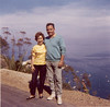 1965 Russell Sanborn and Graciela Cornejo Catalina Island