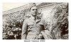 1942 Russell T Sanborn in Uniform WWII