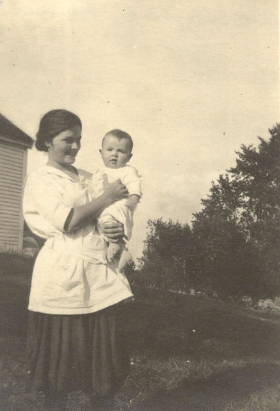 1918 Elenora and Russell