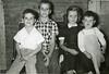 1953 (circa) Clay, Curwin, Toby, Howard