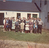 1966 After Russell's Committal Service, at the Sanborn farm