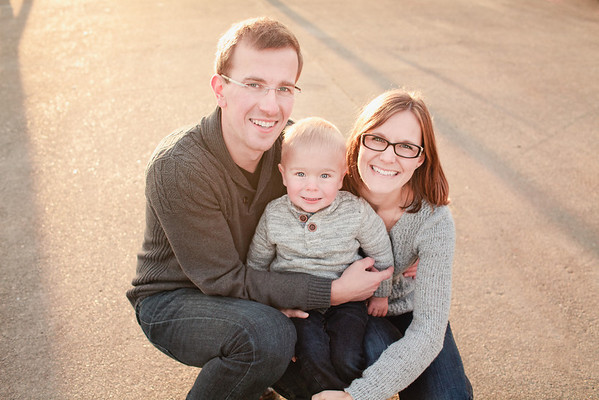 The Schierbecker's | Family