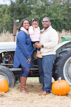 The Shaw Family 2018
