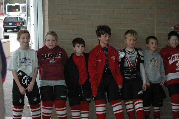 Barnstable Youth Hockey Nov2009