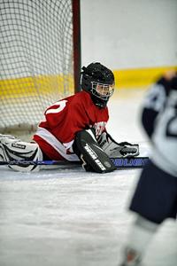 Nolan's Hockey Game January 2010