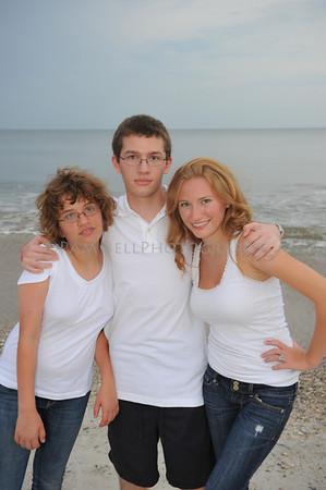 The Stark Family - Amelia Island