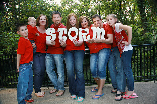 The Storm Family