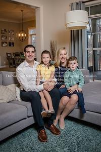 The Swisher-Riboh Family : Durham, NC