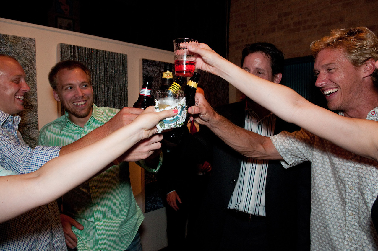 Darci and Mike Swisher Chicago Wedding Reception