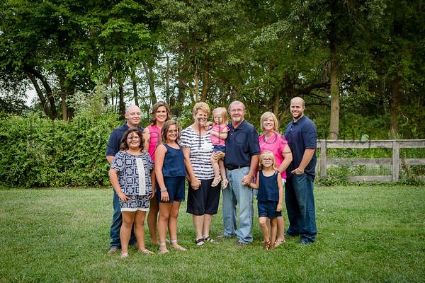 [the Tarter family}