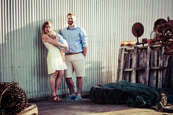 The Taylor Family - Clarksburg. Ca
