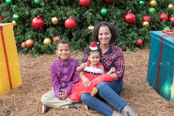 The Thomas 2017 Christmas Photos