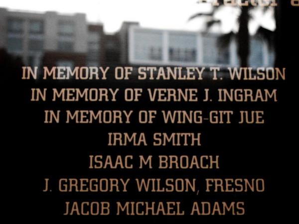 In Memory of VJI