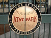 AT&T Park Gate Sign