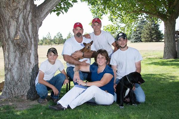 The Waggoner Family 2014