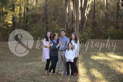 The Warbington Family