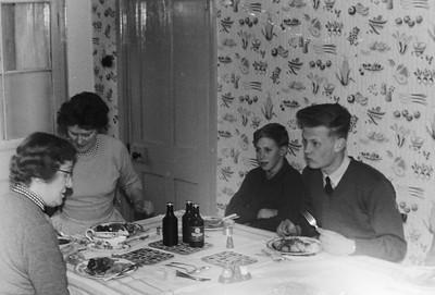 Nanny, Mum Neil & Anthony.