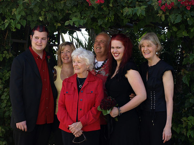 Vox, Christy, Gloria, Sean, Molly and Suzanne