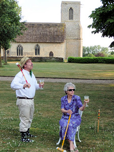 J.W. Worthington and Lady Eleanor Winthrop Dunnington
