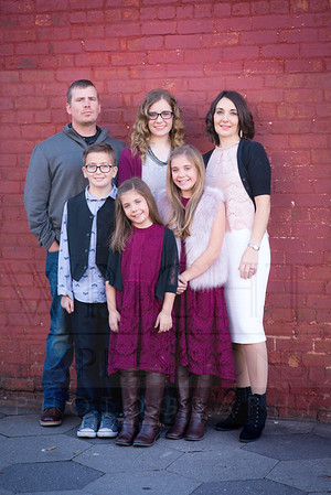 The Woods Family 2016